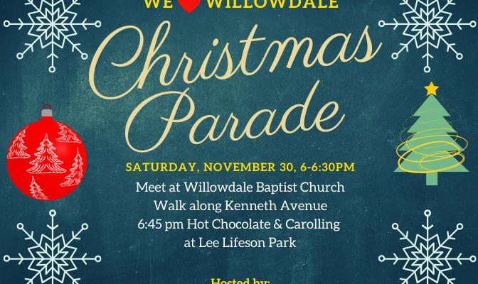 Christmas Parade, November 30,2019