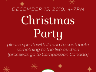Christmas Party, December 15,2019
